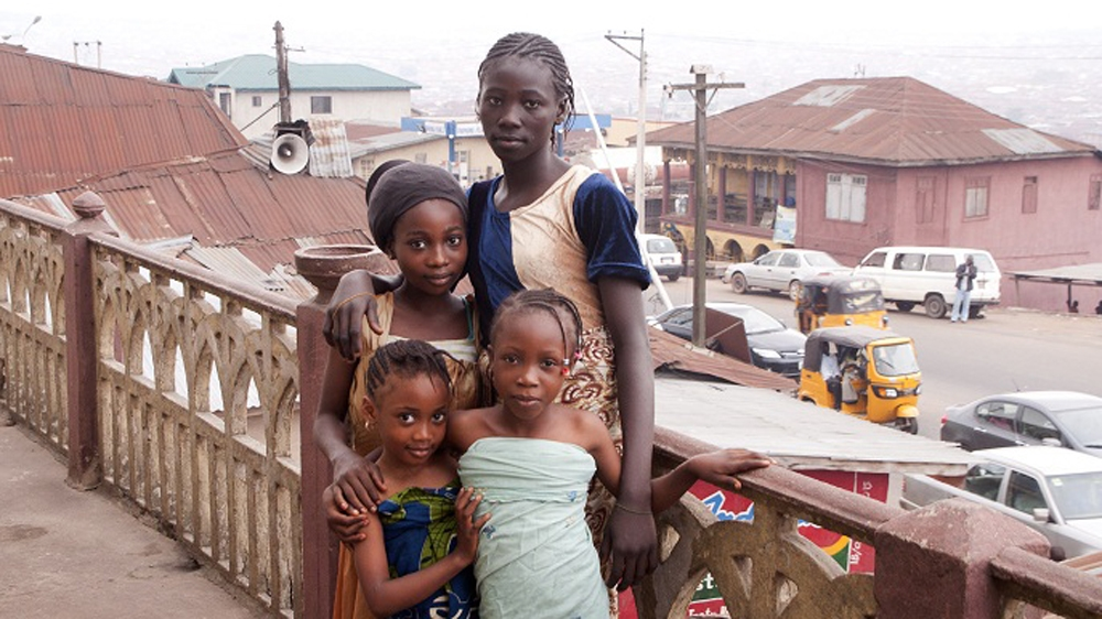 For the Yoruba in Nigeria, funerals provide an opportunity to renovate run-down family homes and their surroundings.