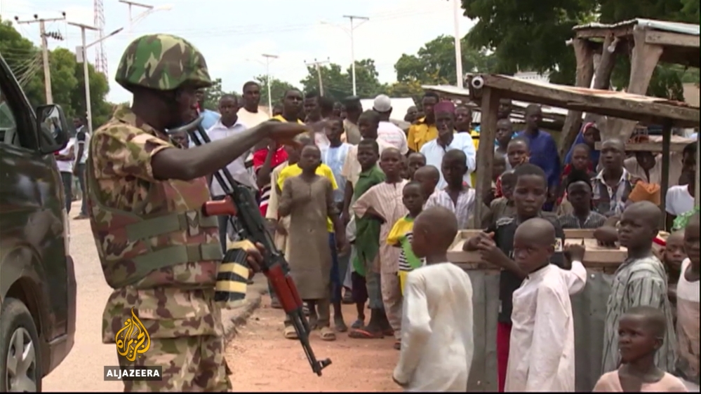 Babies and children have died in squalid conditions in detention centre holding Boko Haram suspects, rights group says.