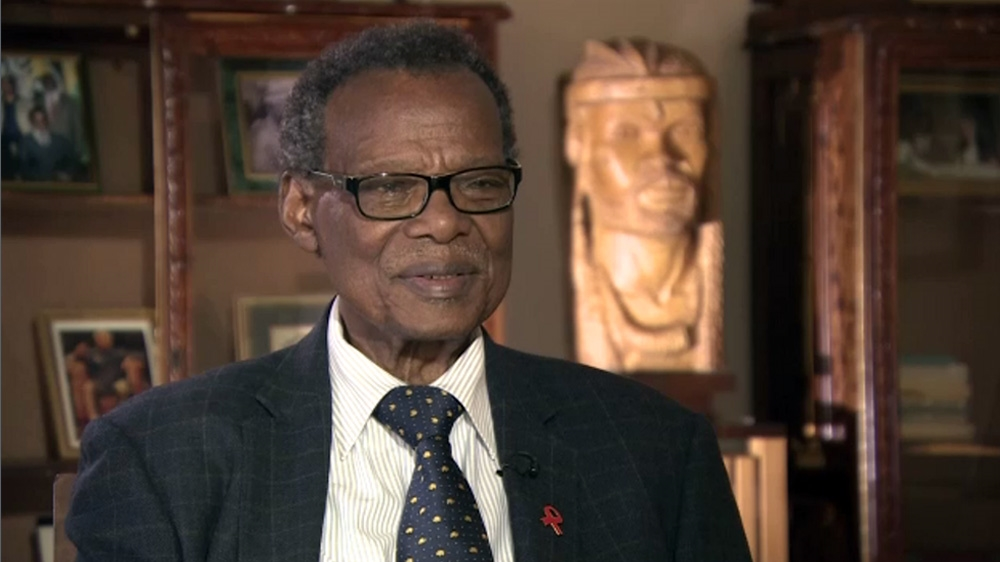 The veteran statesman discusses Jacob Zuma, the return of race to the political discourse and his Zulu culture.