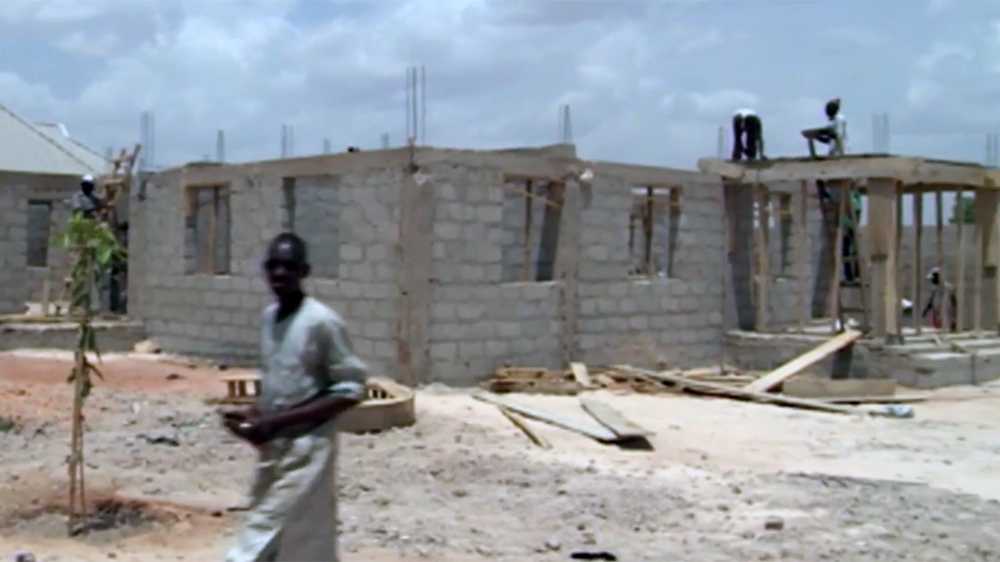 Investors scramble for land in Maiduguri, in Borno state, where prices have more than doubled in recent years.
