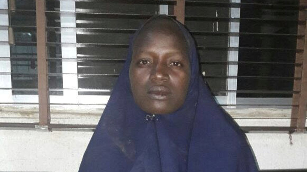 Second girl from group of over 200 students snatched by Boko Haram two years ago freed, army says.