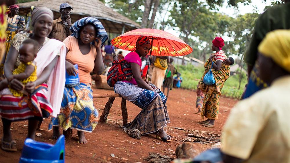 Sexual violence and environmental degradation threaten refugees seeking protection at Nyarugusu camp in Tanzania.