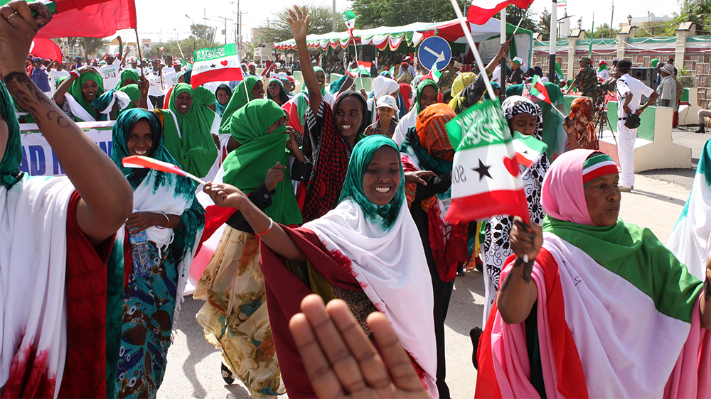 Somalilanders refuse to let the lack of recognition for their state stop them from celebrating its 25th anniversary.