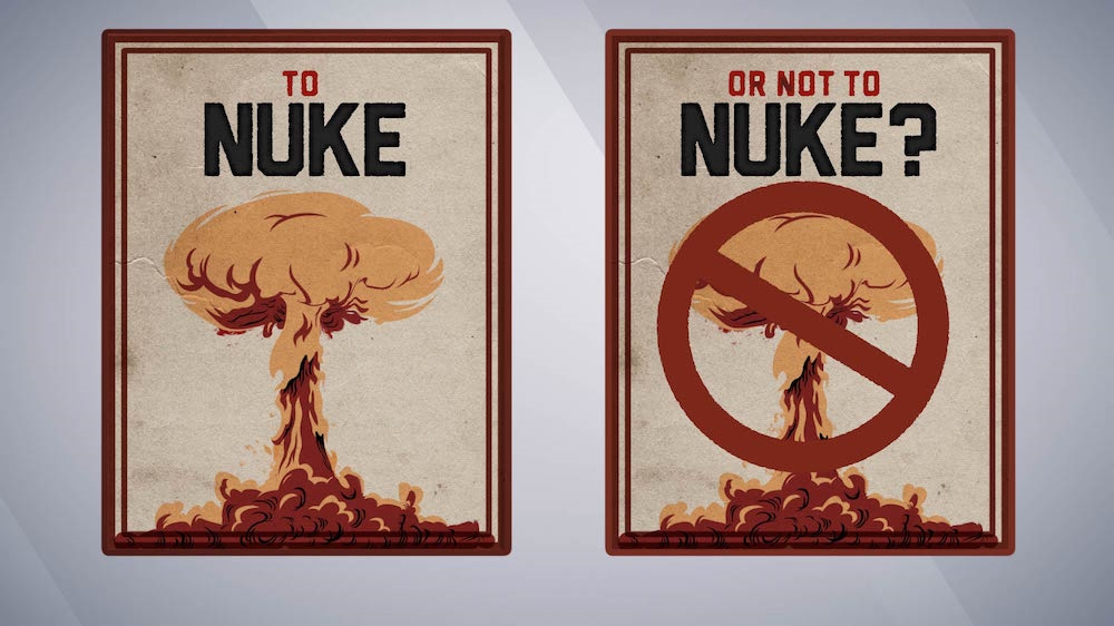 was it necessary to drop the Was it necessary to drop the atomic bomb on hiroshima and nagasaki the pros, the cons, and the ethics.