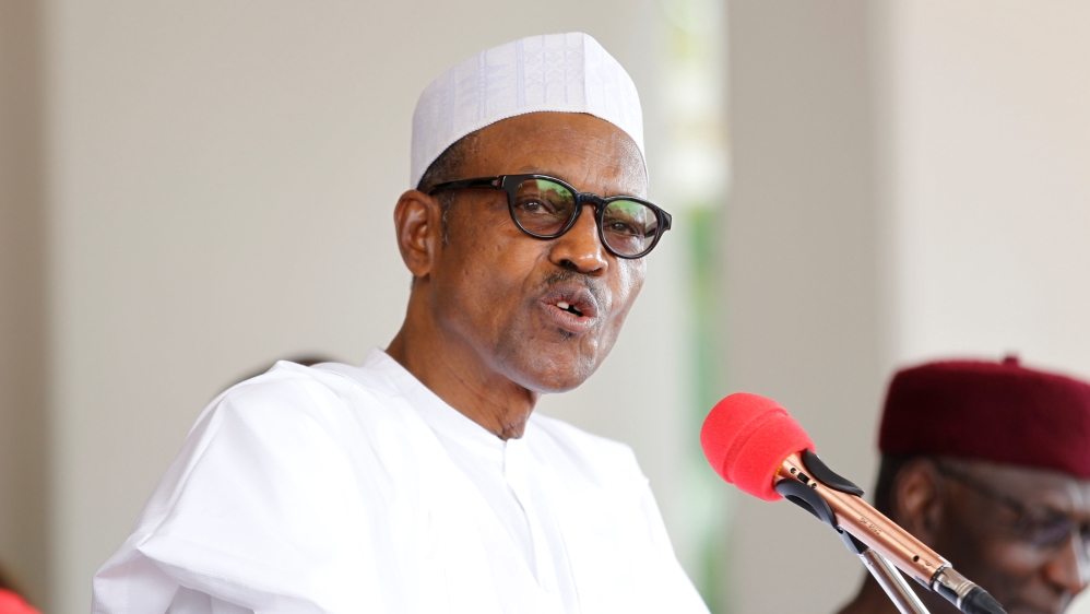 Before taking office, the Nigerian president had pledged to weaken  Boko Haram, tackle corruption and improve economy.