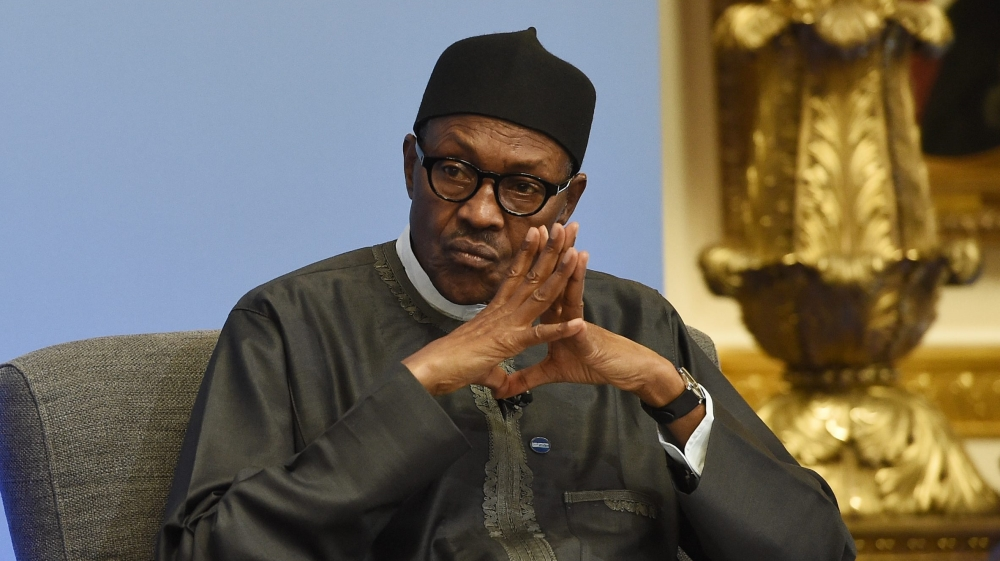 How much has changed in Africa's leading economy since Muhammadu Buhari took office 12 months ago?