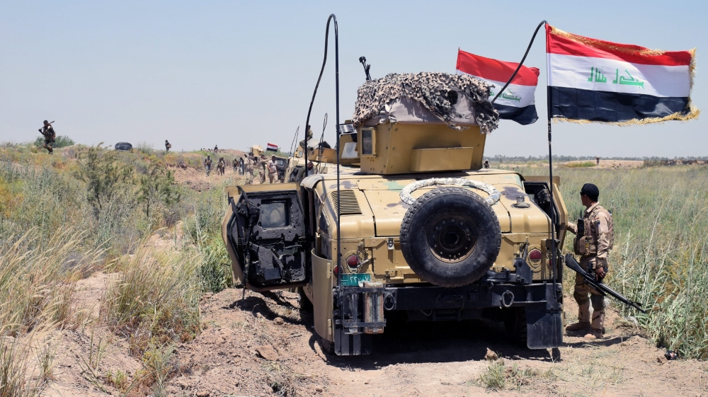 Final assault on ISIL-held Fallujah imminent: army
