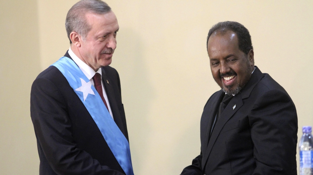 Turkey looks forward to working more closely with our African friends and allies in a range of areas.
