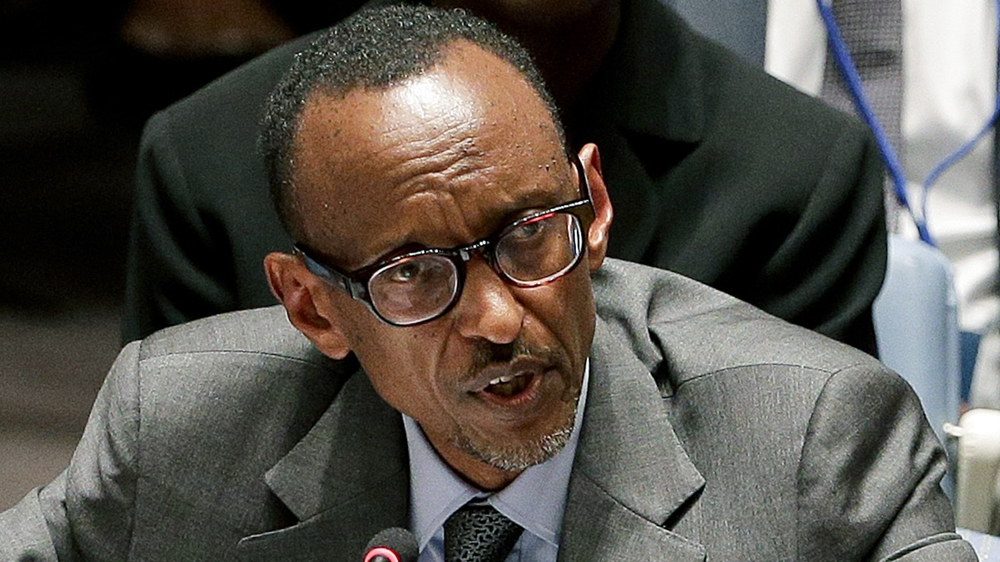 Louise Mushikiwabo, the country's foreign minister, denies the killing of Rwandan dissidents.