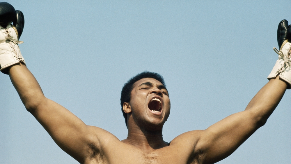 We ask boxer Amir Khan about Muhammad Ali's legacy and challenge Rwandan FM Louise Mushikiwabo on human rights abuses
