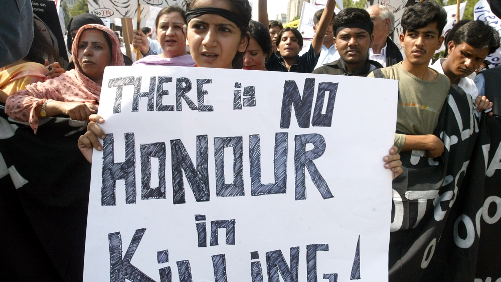 Pakistan: Laws fail to check violence against women | News | Al Jazeera