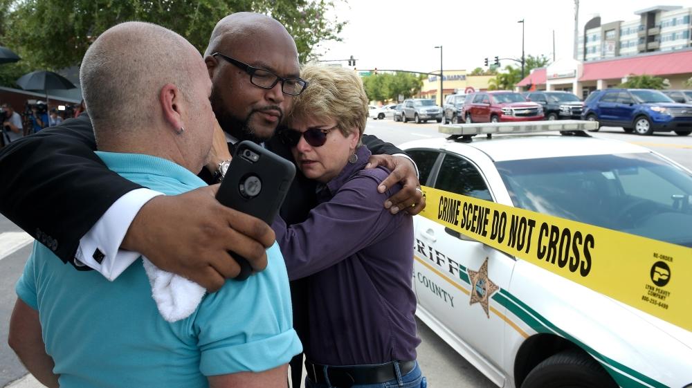 Orlando Scores Dead In Gay Nightclub Shooting News Al Jazeera