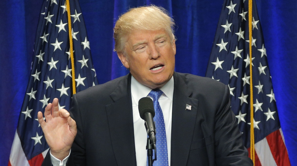 Trump renews call for Muslim ban after Orlando shooting - News from Al ...