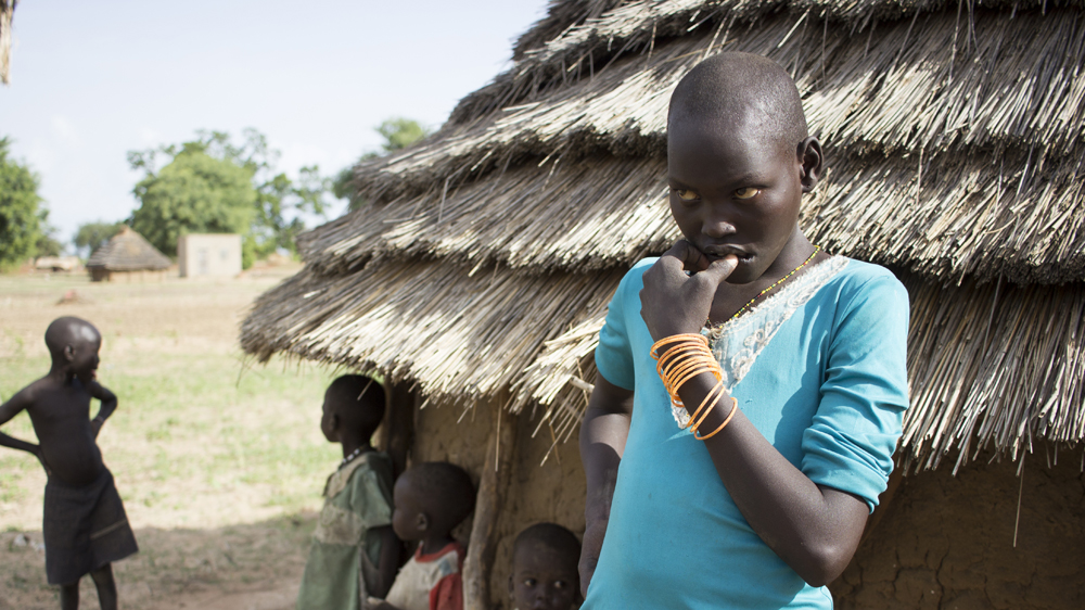 Drought and economic collapse leave 20 percent of Northern Bahr el Ghazal's population weeks away from famine.