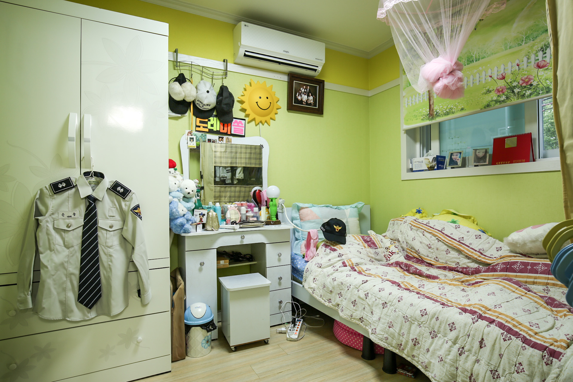 korean baby boy bedroom. The bedroom of Sol Yoon  who was in class 2 Kyuchul Lee 2015 Gyeonggi MoMA Sewol disaster victims bedrooms they left behind Arts