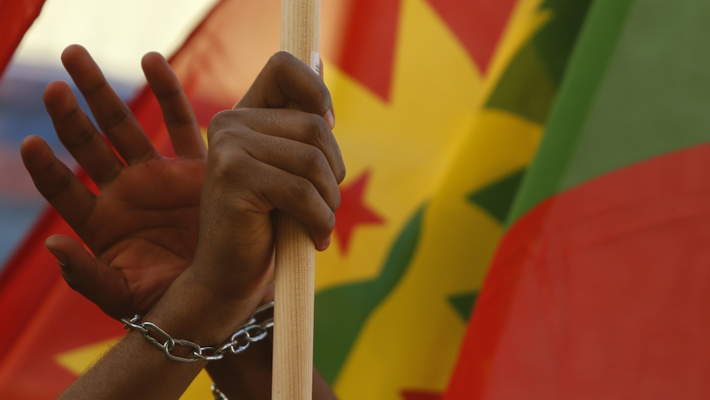 Oromos have been the victims of indiscriminate and disproportionate attacks in the hands of security forces.