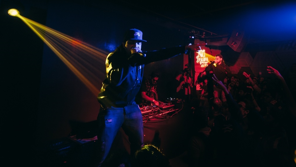 Hip-Hop Homeland: India's underground rap scene | India | Al