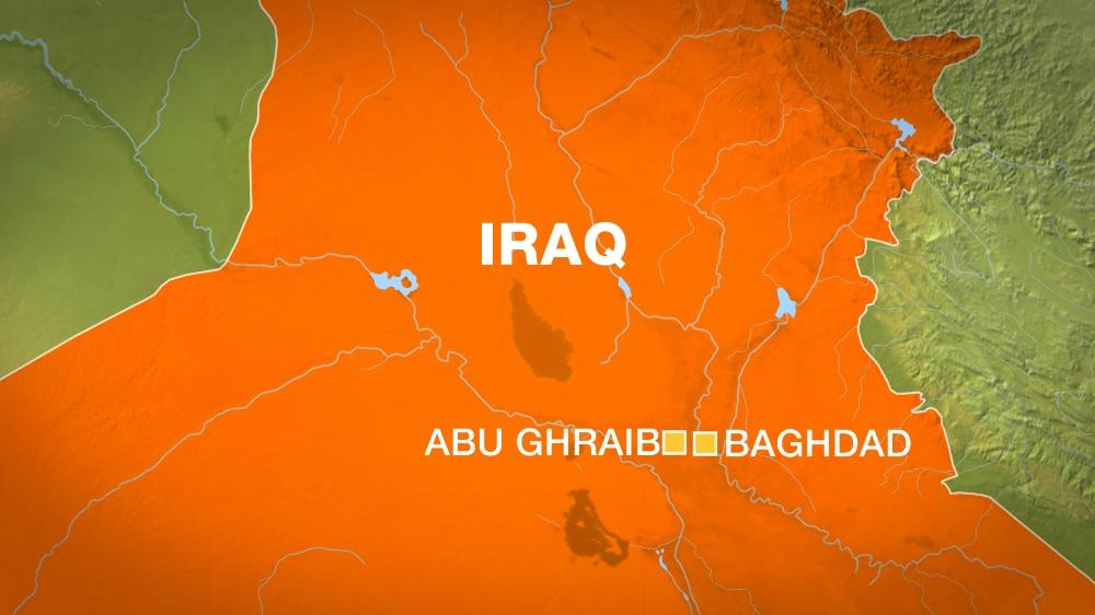 Iraq: Suicide bombing in Abu Ghraib mosque 'kills 12'