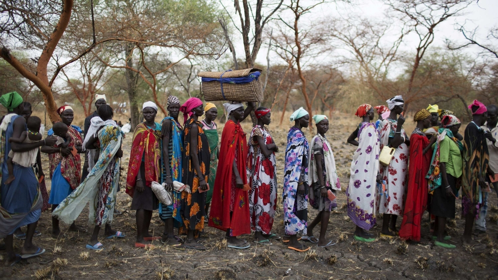 Fighting has displaced up to 70,000 amid concerns of soaring food insecurity.