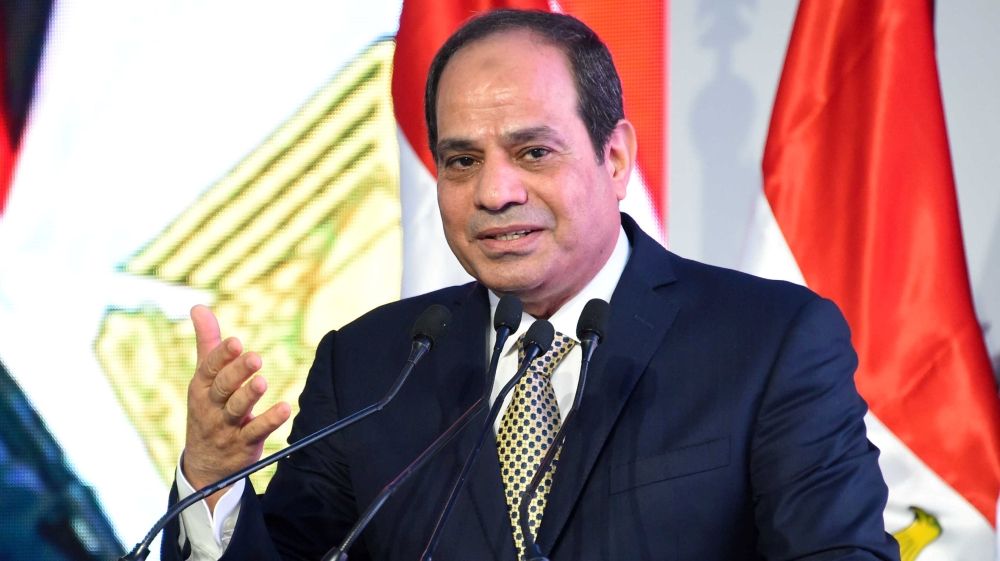 Sisi calls for religious reforms against 'extremists'