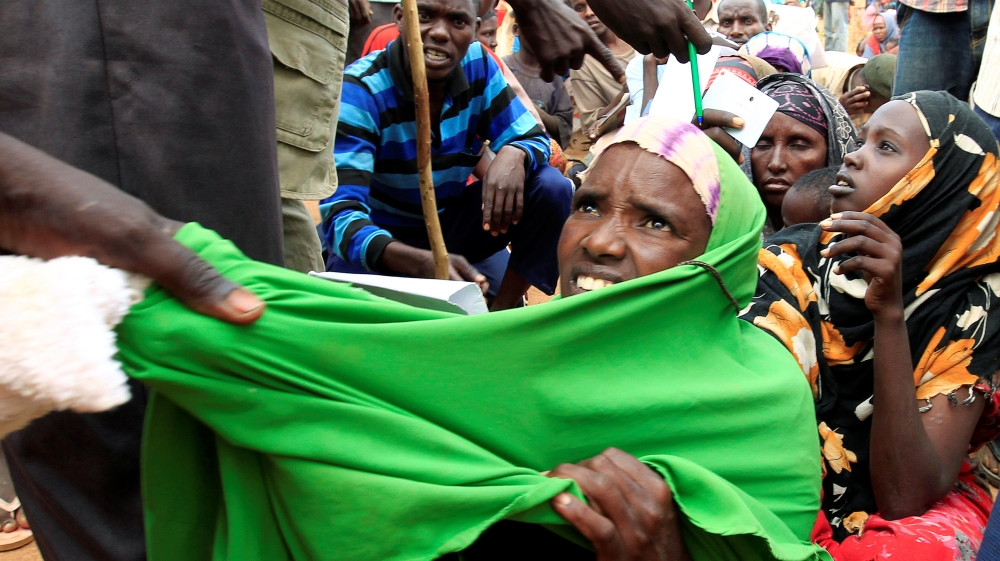 Somali ambassador to the US warns Kenya against plans to close complex home to more than 300,000 mostly Somali refugees.