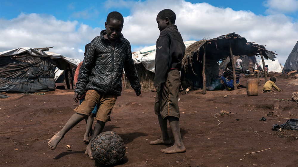 Refugees fleeing fighting in Mozambique struggle to come to terms with life in the camps of Malawi.