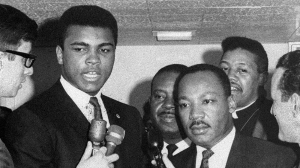 How Muhammad Ali influenced the Civil Rights Movement - News from Al Jazeera