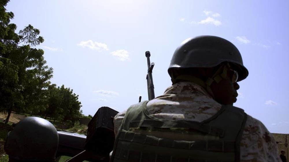 Troops sent across border to tackle Boko Haram in Niger after group invades Bosso town, forcing 50,000 to flee.