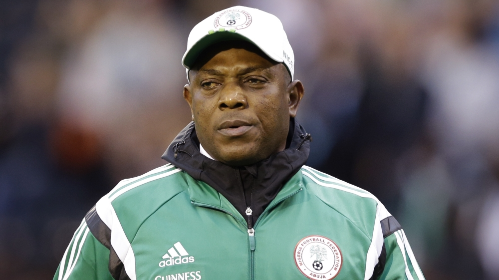"""""""Big Boss"""" Stephen Keshi remains the only African coach to have qualified for the World Cup with two African nations."""