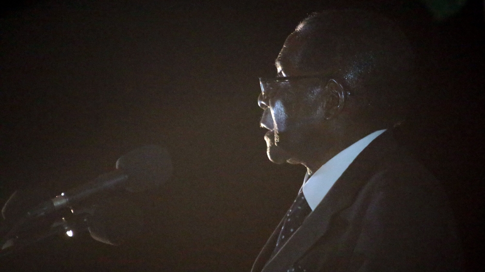 Mugabe's government faces one of the biggest challenges in its 36-year history, as citizens become desperate for change.