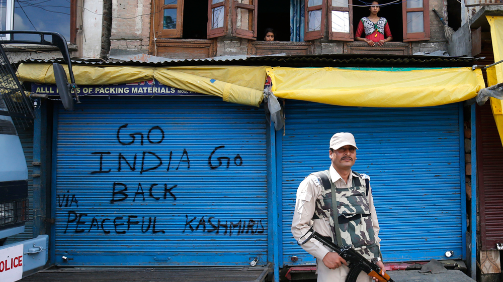 Kashmiris decry world's silence over killings