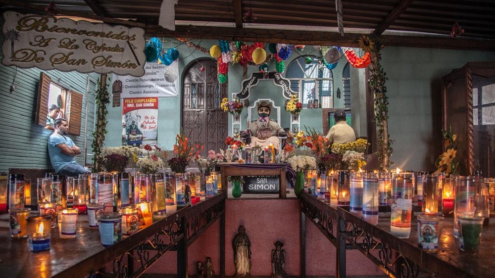 Inside a Mayan healing ceremony | Health | Al Jazeera