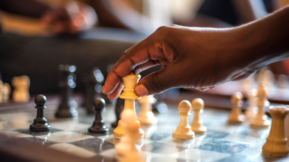Katwe is one of the largest slums in Uganda and the scene of an unlikely chess revolution.