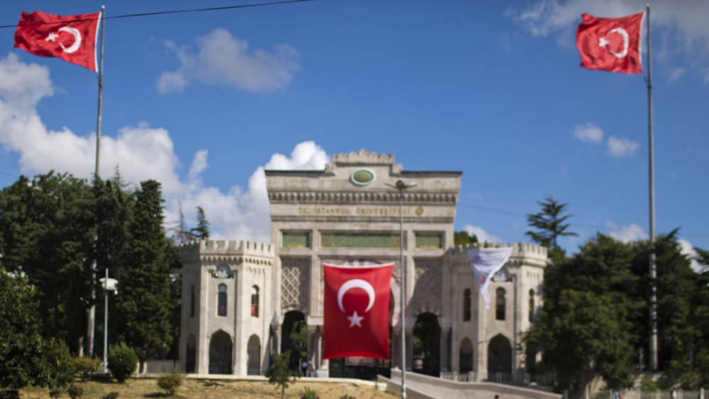 Turkey issues travel ban on academics after failed coup