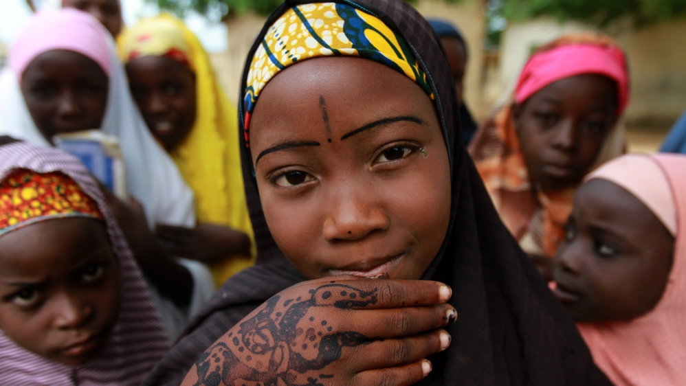 Nigerian groups welcome court ruling that lifts ban on girls wearing the headscarf in government schools in Lagos state.