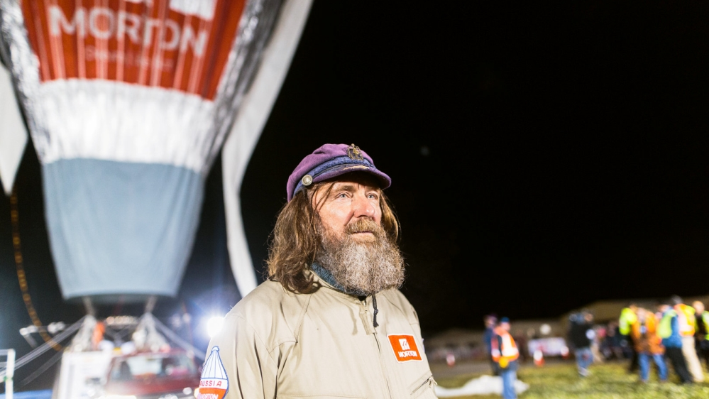 Fedor Konyukhov breaks world hot air balloon record
