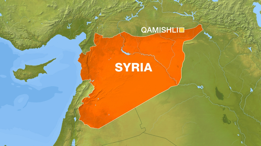 Syrias War Scores Killed In ISIL Attack In Qamishli News Al - Where is syria