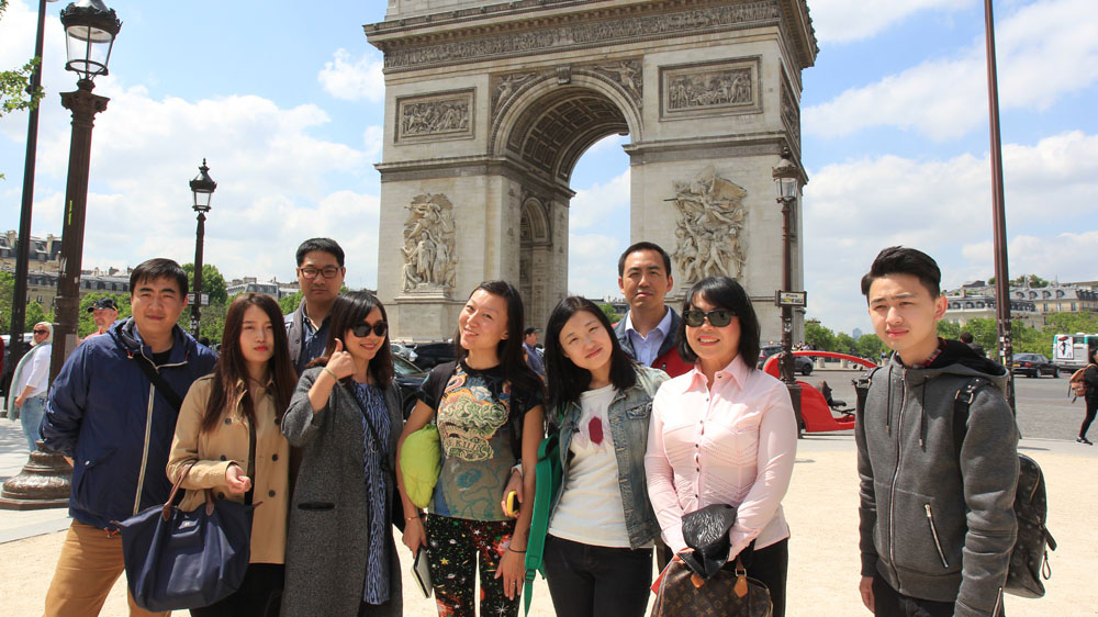 Chinese Speaking Europe Tour
