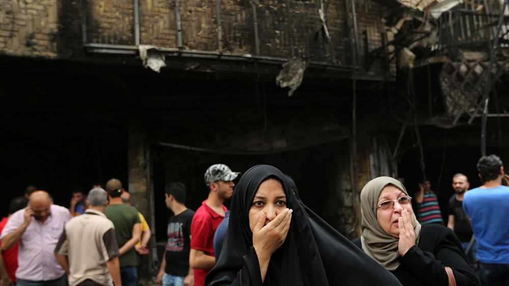 Iraq: Baghdad bombings kill more than 130