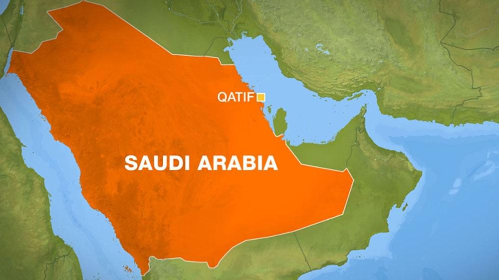 Explosion rocks Saudi Arabia