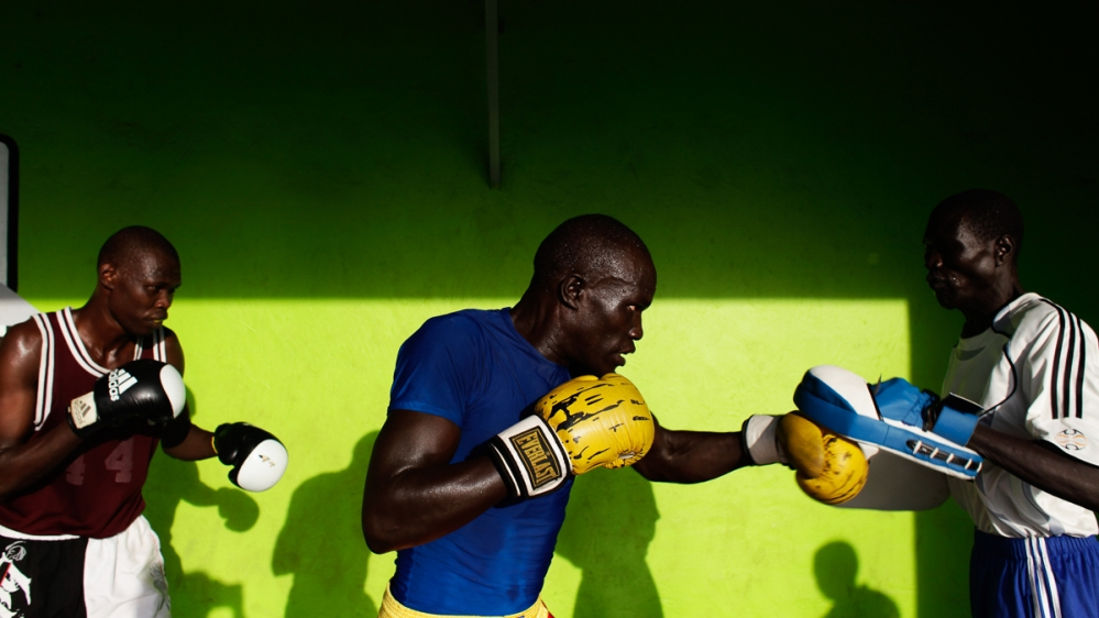 Sports teams bring together athletes from communities torn apart by South Sudan's ongoing civil war.