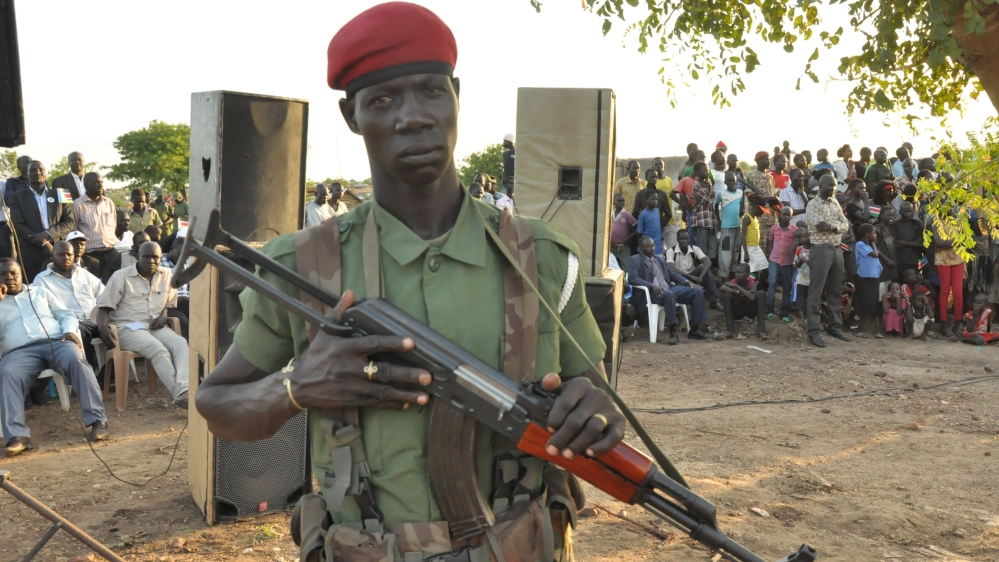 An uptick in fighting in South Sudan is a worrying echo of events that sparked the country's bloody civil war in 2013.