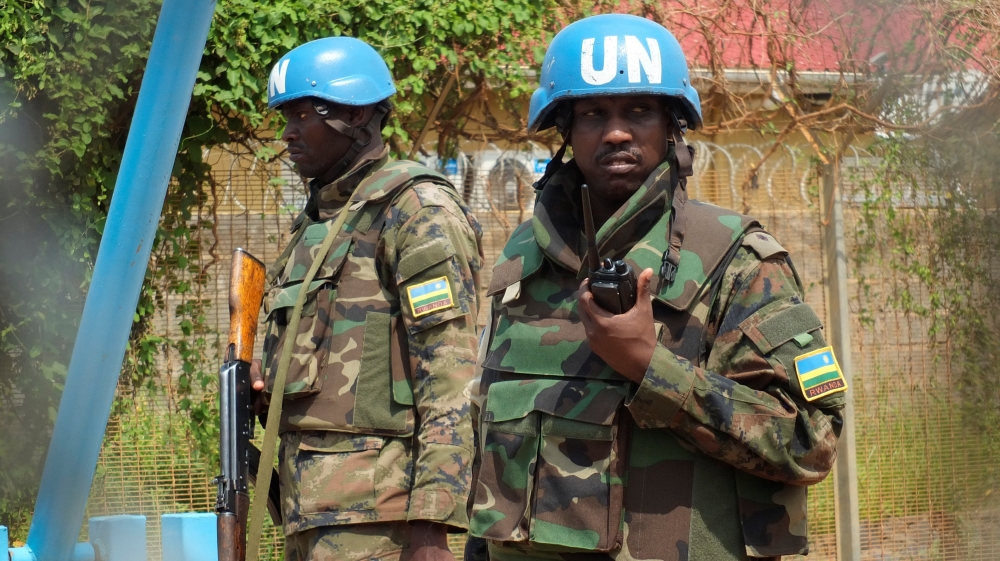 Government claims US proposal to boost troop numbers will lead to UN colonisation of South Sudan and beyond.
