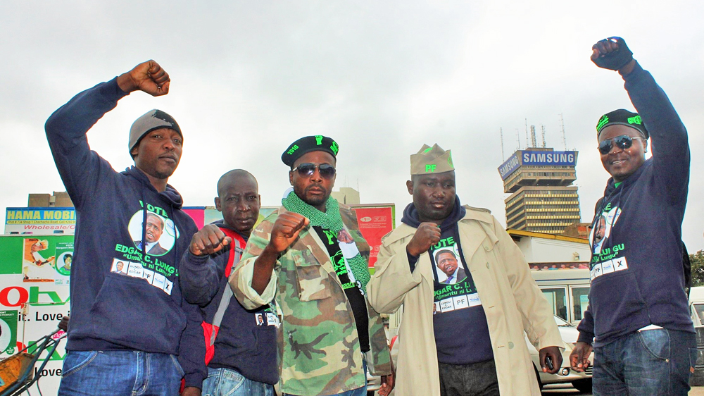 After elections campaign period rocked by violence, Zambians prepare for polls to elect new president and parliament.