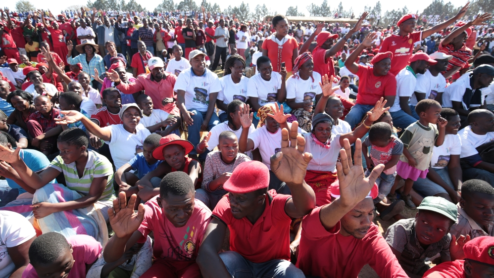 Former prime minister Morgan Tsvangirai and ex-deputy president Joice Mujuru call for unity among opposition parties.