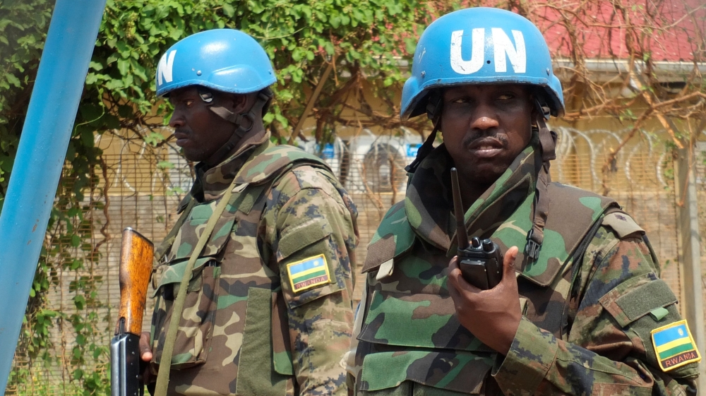 UN Security Council secures consent from South Sudan's government for deployment of additional forces.