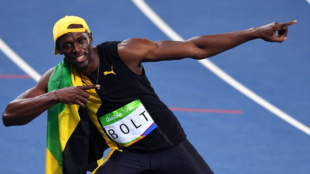Rio 2016 Usain Bolt From Strong Child To Track King