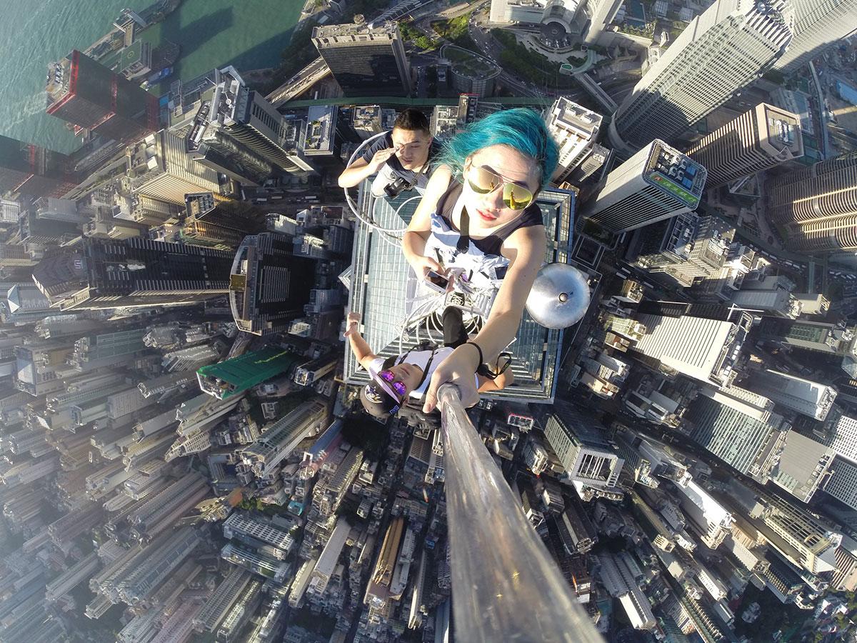 Hong Kong Through The Eyes Of Rooftop Rebels China Al