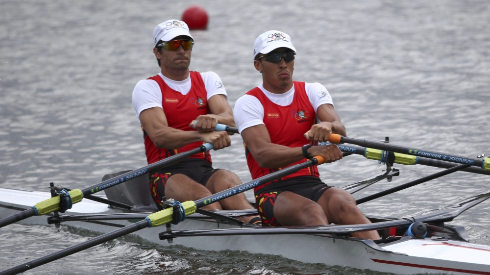 Matias and Rasamoelina were unable to make a splash in Rio waters but their presence marked an achievement for Angola.