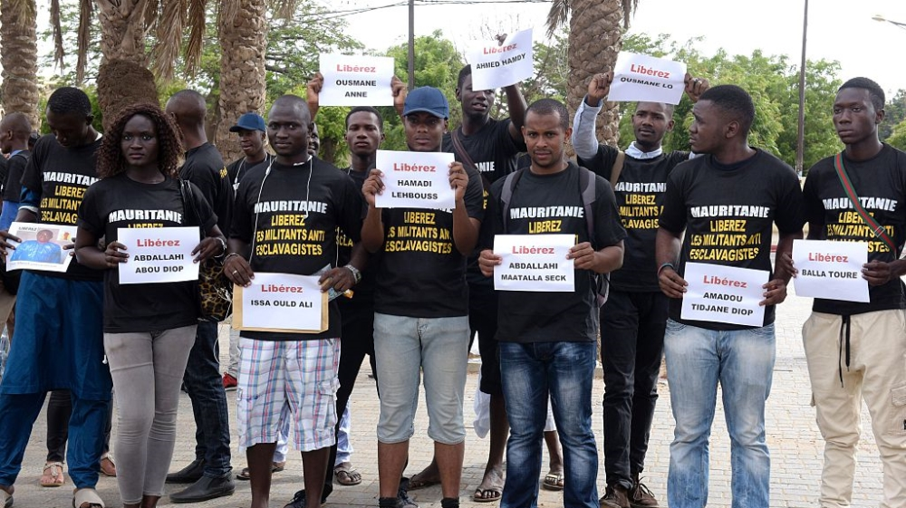 "International activists say the verdict is a ""devastating blow to the Mauritanian anti-slavery movement""."
